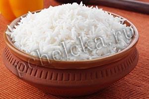 Зёрна риса